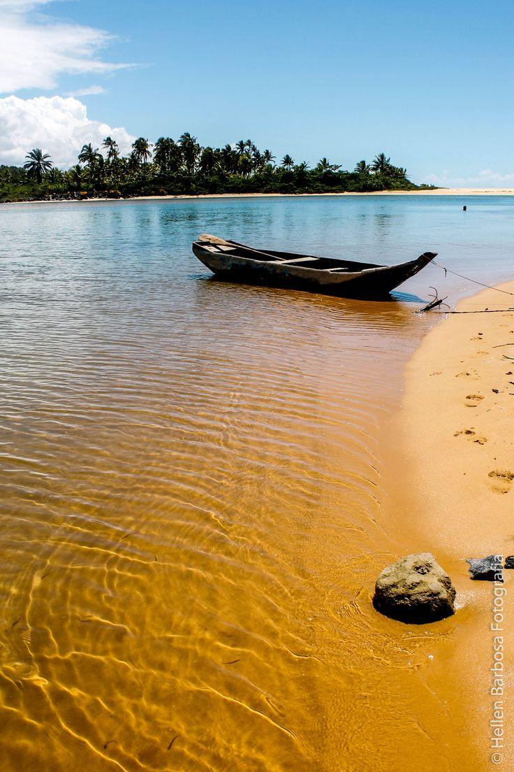 A cor do Brasil! Caraíva, Porto Seguro - Bahia - Brasil