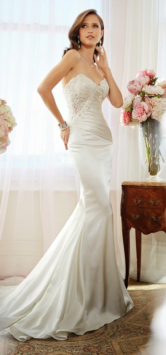 Lovely Sophia Tolli Bridal Collection
