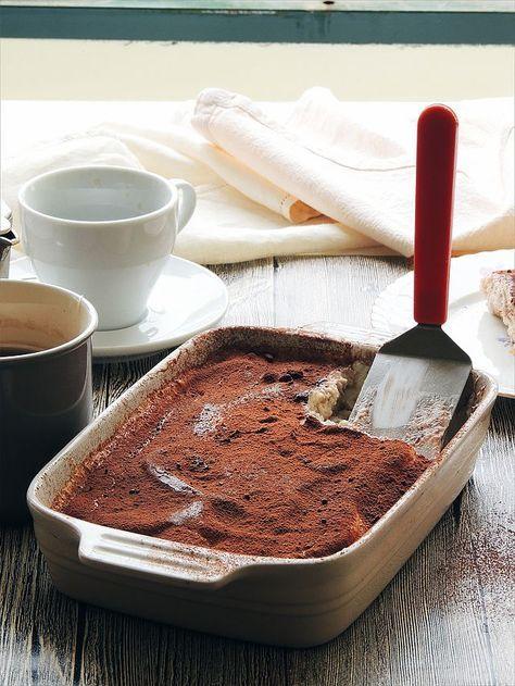 Tiramisù leggero al macaccino – senza uova e zucchero | coconutavocado | Bloglovin'