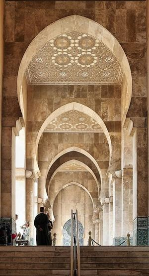 Hassan II Mosque -Casablanca - Morocco ➤ http://24.media.tumblr.com/tumblr_m0uwrrGFLC1qa5yk4o1_500.jpg - The Hassan II Mosque is a religious building in Casablanca, Morocco. It is the largest mosque in the country and the 7th largest mosque in the world. Its minaret is the world's tallest at 210 m (689 ft) ➤ http://en.wikipedia.org/wiki/Hassan_II_Mosque