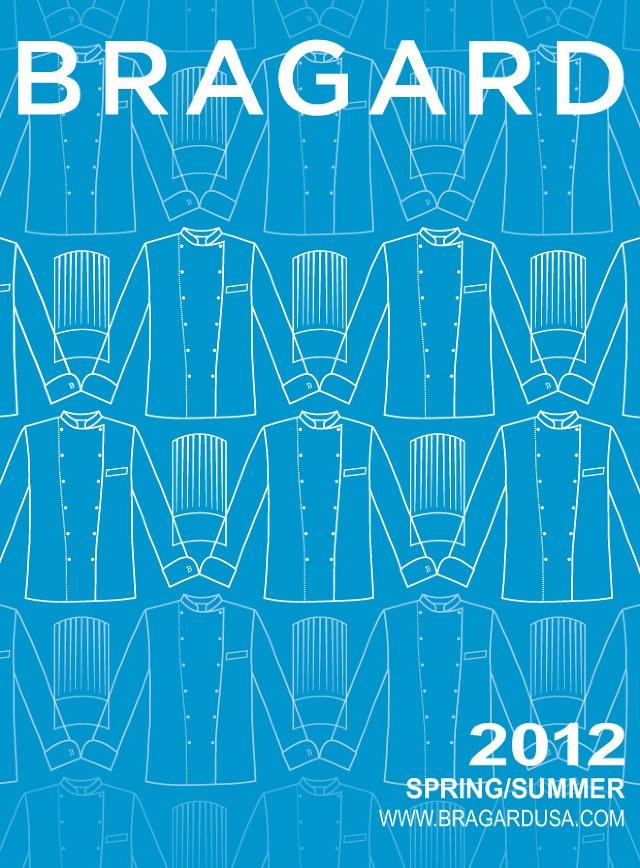 BRAGARD catalogue cover spring summer 2012