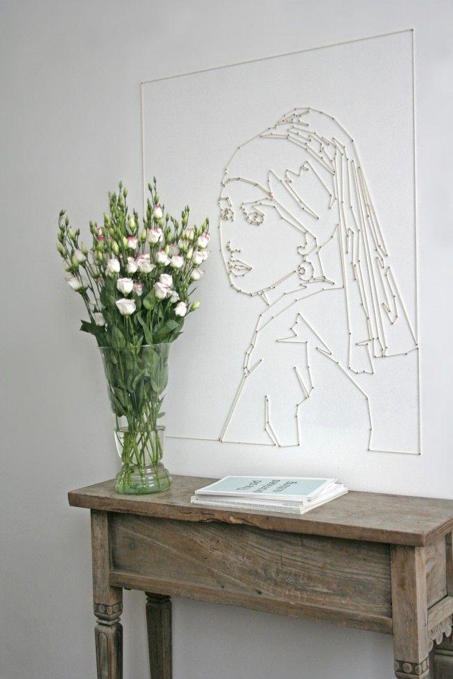 Meesterwerken in huis | Interieur Inspiratie