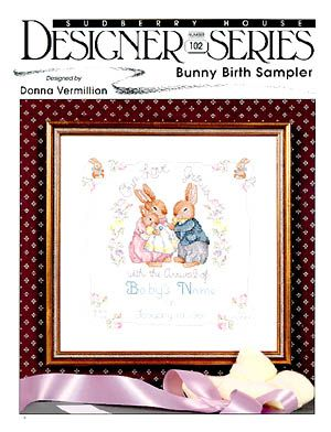 Baby Birth Announcements - Cross Stitch Patterns & Kits (Page 3) - 123Stitch.com