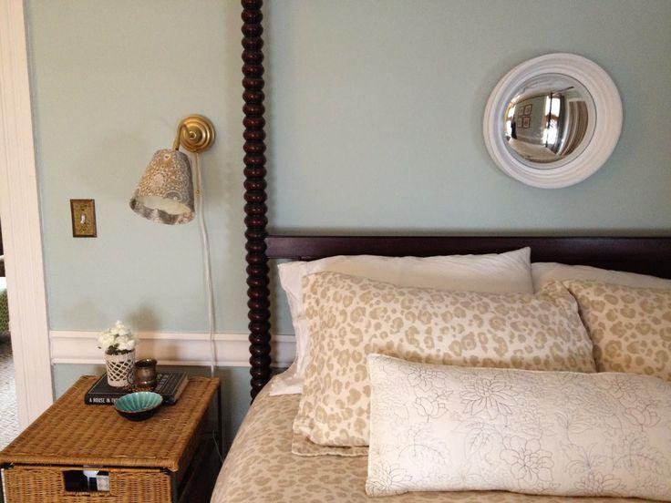 Loft U0026 Cottage. Bedroom LightingBenjamin MooreIkea ...