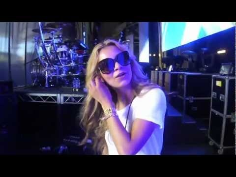 Havana Brown - Behind The Scenes - Pitbull USA Tour with DJ Chino