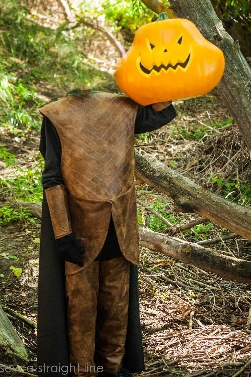 10 great halloween costume patterns for kids - Sleepy Hollow Halloween Costumes