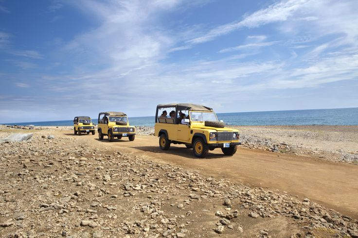 Aruba MUST #23: Take A Jeep Tour All Over The Island! See What