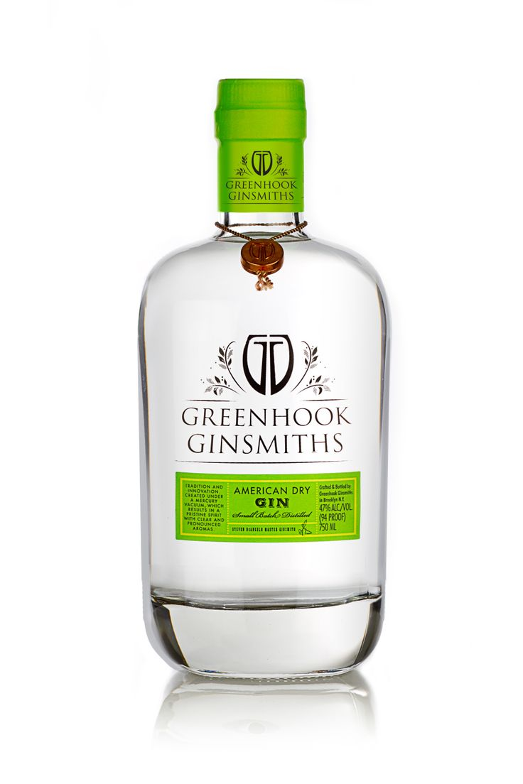 Greenhook Ginsmiths American Dry