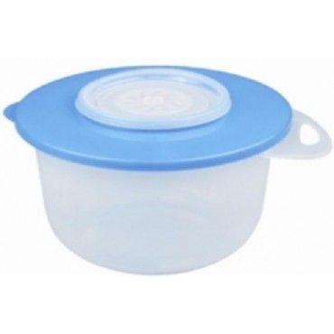 Miska na šľahanie s poklopom 2l. Plastová miska na šľahanie s poklopom 3 v 1: na miešanie, odmeranie a skladovanie potravín. Objem 2 litre. Rozmery: priemer 20cm, výška 14,5cm. Rôzne farby veka.