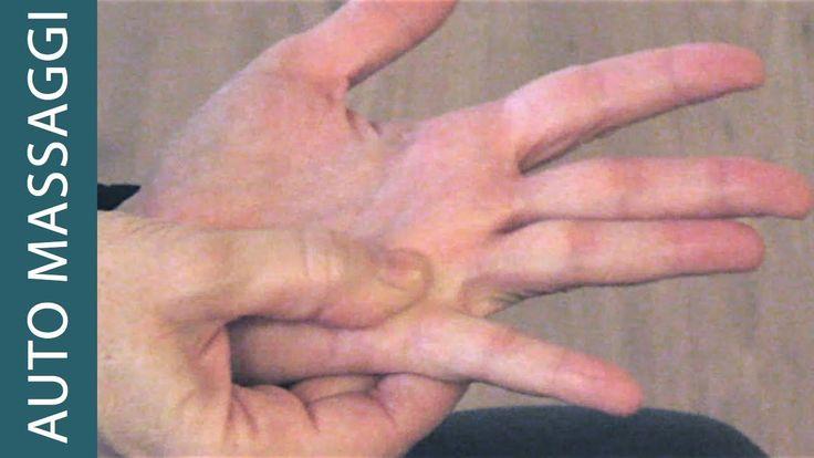 Auto Massaggio delle Mani per il Risveglio (Cervicale, Visceri, Schiena)