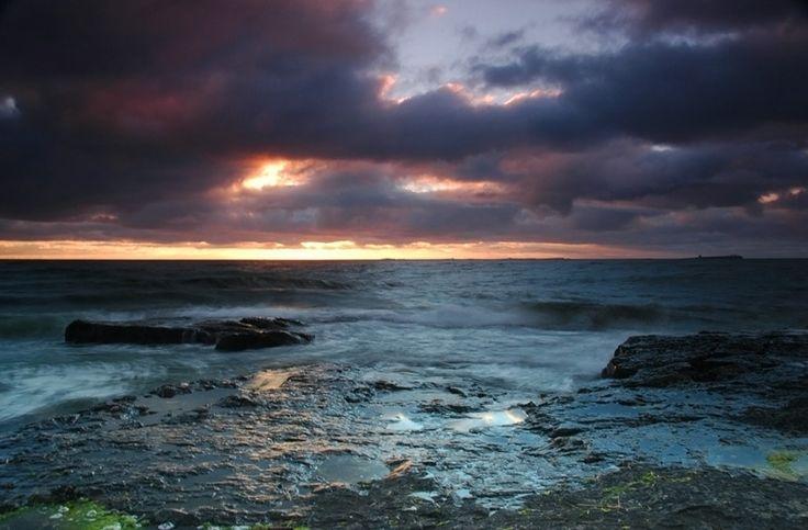 the north sea-beautiful