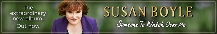 """I love Susan Boyle's performance of """"Unchained Melody.""""  Simple and beautiful."""