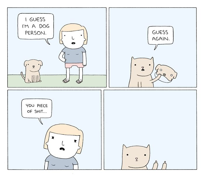 """Deception"" Print · Poorly Drawn Lines · Online Store Powered by Storenvy"