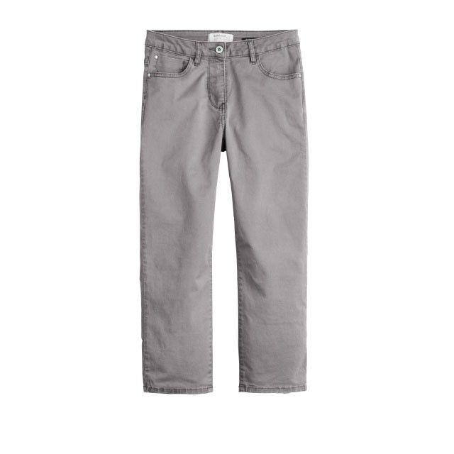 Sandwich Clothing High Waist Jeans Grey