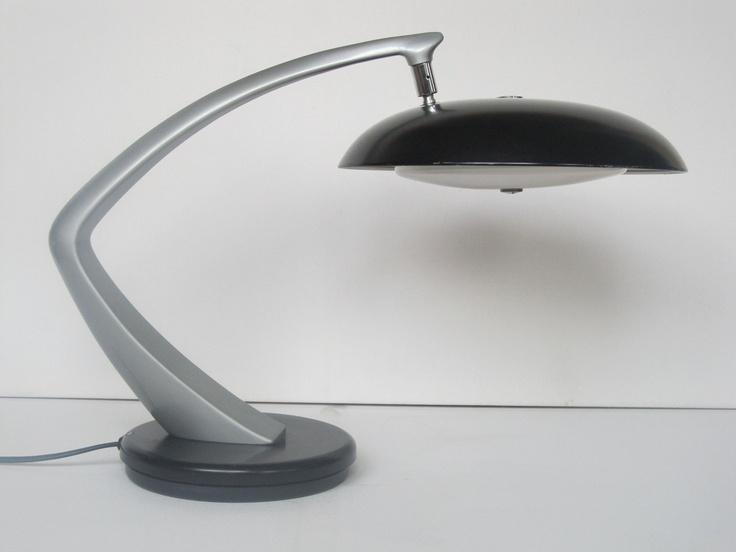 Fase Boomerang Desk Table Lamp Madrid Spain Beautiful