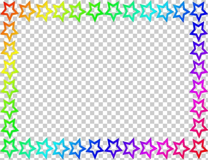 Star Color Png Area Border Celebrate Celebrate Border Cliparts Circle Png Color Overlays