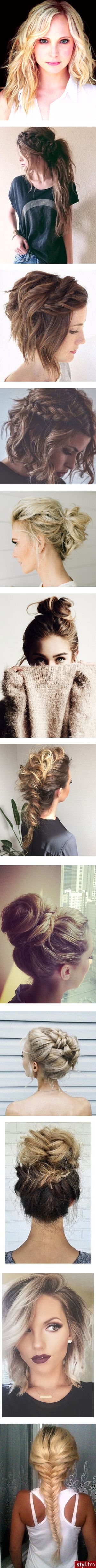 Hair Styles I love by annalynn2424 on Polyvore featuring hair, candice accola, people, hairstyles, cabelo, beauty, beauty products, haircare, hair styling tools and fine hair care