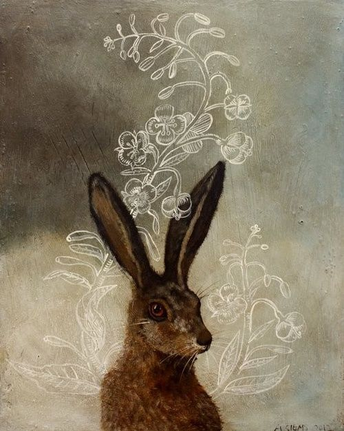 rabbit:     For more lovely vintage mori girl fairy tale moments visit http://ladylacious.tumblr.com/