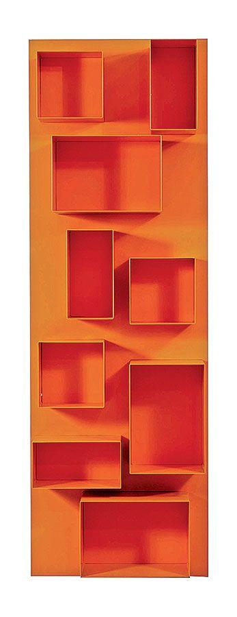 Roche bobois bix cette biblioth que se compose de 9 for Entreposage de meuble