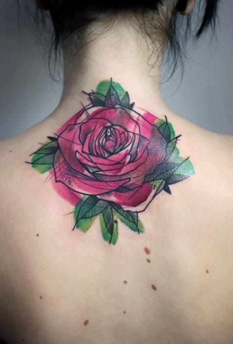 Moon Rose.