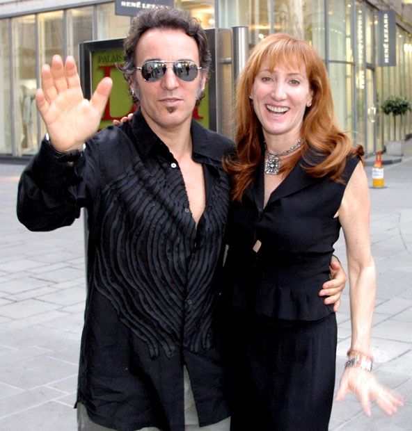 59 best patti scialfa images on pinterest bruce for Who has bruce springsteen been married to