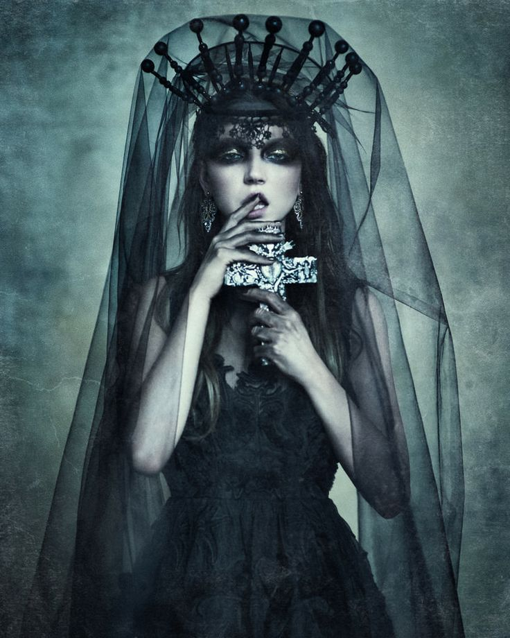 Stunning images by Christian Blanchard's Spirit Queen | via @Frockwriter @pattyhuntington #photography