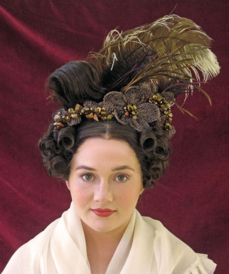 basic hair styles 43 best period hairstyling images on 1840 | 9699dac7e90ecc1290073447721dd881 big hair hairstyle
