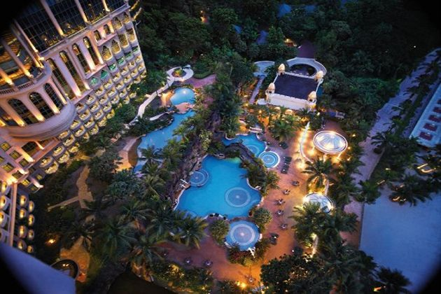 Sunway Resort Malaysia  #F1Packages