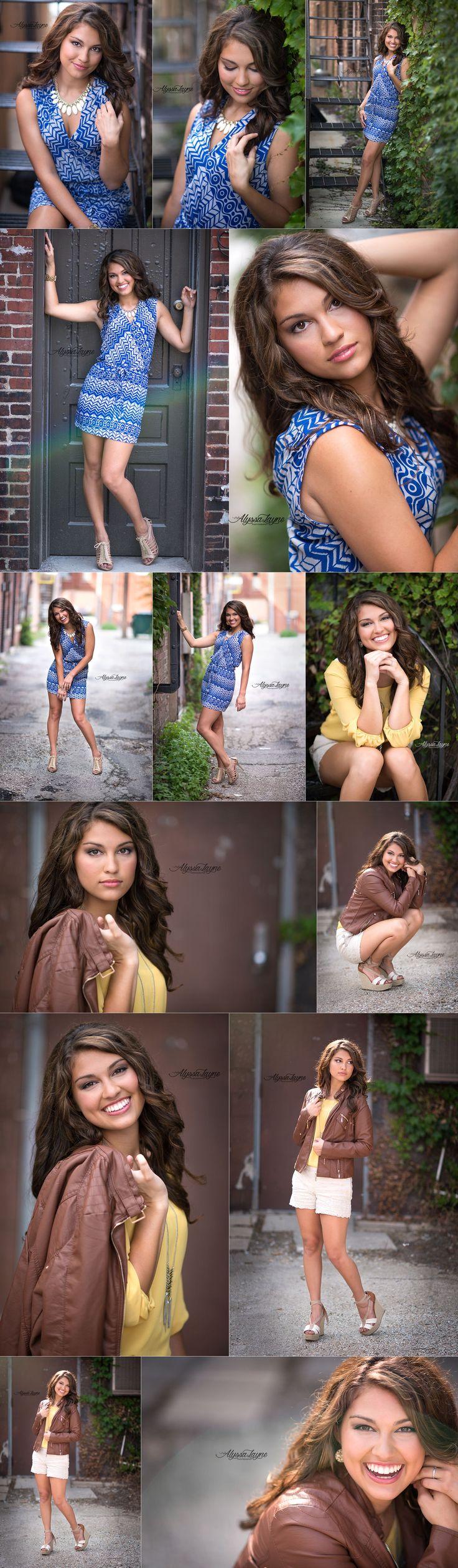 Senior Pictures | Jessica | Senior Pose | Illinois Senior Pictures | Alyssa Layne Photography