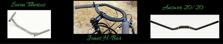 mountain bike handlebar position is key to a good fit.  http://endurancenerd.com/mountain-bike-handlebar-position/  A bar with more sweep may help you be better balanced and more comfortable on your bike #bikefitting #bikefit