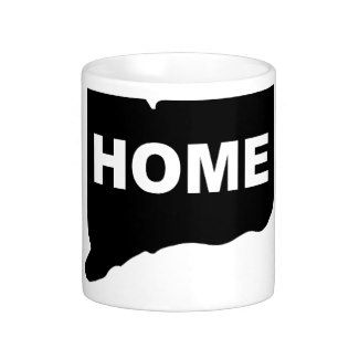 Connecticut Home Away From State Mug or Travel Mug