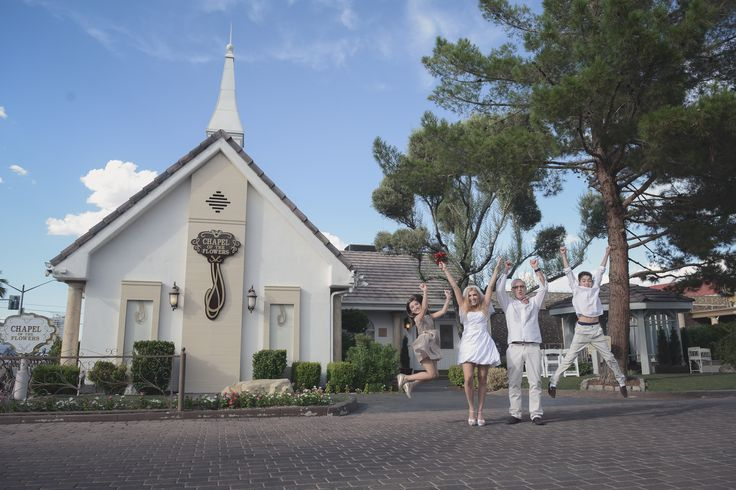 Looking for something to do with the family while in Las Vegas? Get married or renew you wedding vows at the best Las Vegas wedding chapel. Chapel of the Flowers offers all-inclusive ceremony packages starting at $495.
