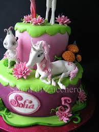 mia and me cake - Google Search