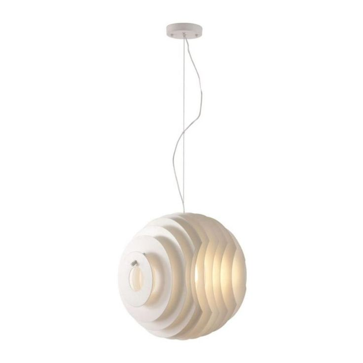 Ceiling white pendant provides abundant light for all your needs it is made of steel for long lasting durability it includes installation instructions and