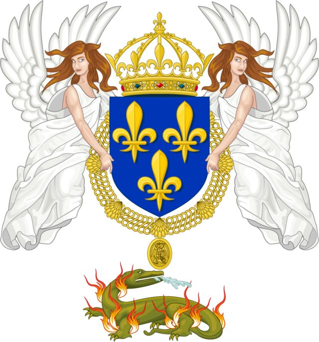 Francisco I de Francia. Su padre Carlos de Angulema, al cual Francisco nunca conoció, era el primo del rey Luis XII de Francia y el hijo menor de la duquesa de Milán Valentina Visconti (1368-1408). Sin herederos, Luis XII hizo llegar a la corte de Amboise al pequeño Francisco, acompañado de su madre Luisa de Saboya y de su hermana mayor Margarita. Sube al trono a la muerte de Luis XII, con cuya hija Claudia se había casado. Tendrán 7 hijos (entre ellos al futuro Rey Enrique II de Francia)