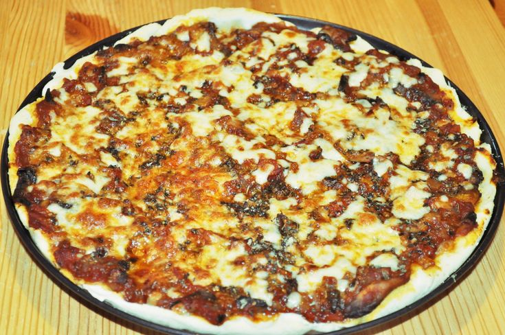 Pizza bezglutenowa Portobello - Krzywa Prosta