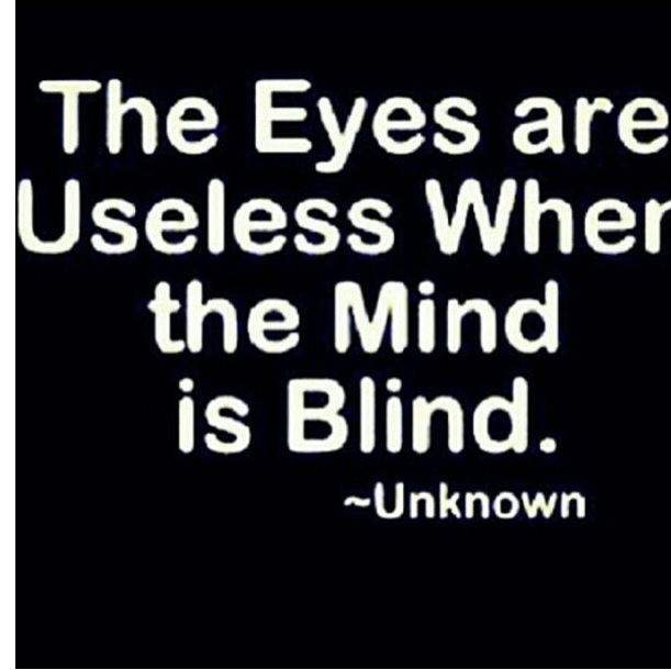 Blind Quotes: Turning A Blind Eye Quotes. QuotesGram