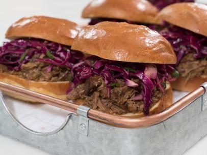 Quick Carolina Pulled Pork Recipe | Ayesha Curry | Food Network