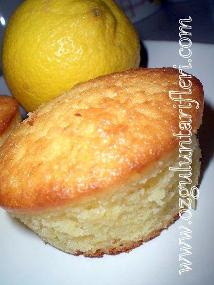 limonlu cupcake