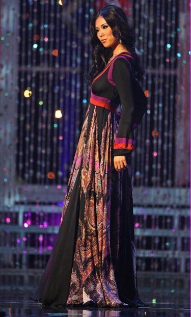 Riyo Mori : Miss Universe 2007