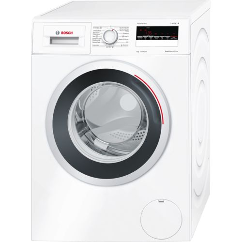 Series | 4. EcoSilence Drive ™: innovative, extremely economical and surprisingly quiet brushless motor! | WASHING MACHINE BOSCH WAN24260ES, Available at NETNBUY.COM