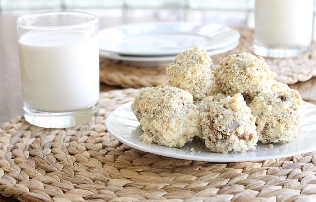 carrot cake truffles Substitute Canna-butter for called for amount of ...