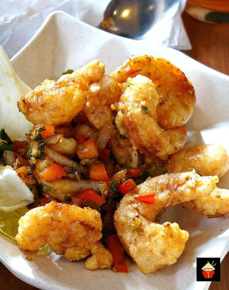 Chinese Garlic Shrimp. A wonderful easy and quick recipe with terrific flavors!