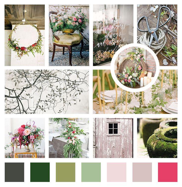 Fleurs de fée - Justine Briatte Design Graphique