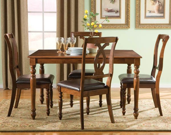Standard Gatsby Dinette Set At DAWS Home Furnishings In El Paso TX