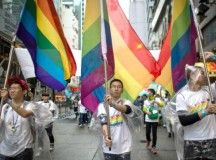 Marcha del orgullo gay en Hong Kong — ENEWSPAPER