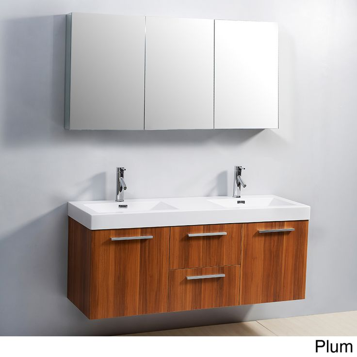 28 Best Mid Century Vanities Images On Pinterest | Bathroom Ideas, Modern  Bathrooms And Mid Century Bathroom