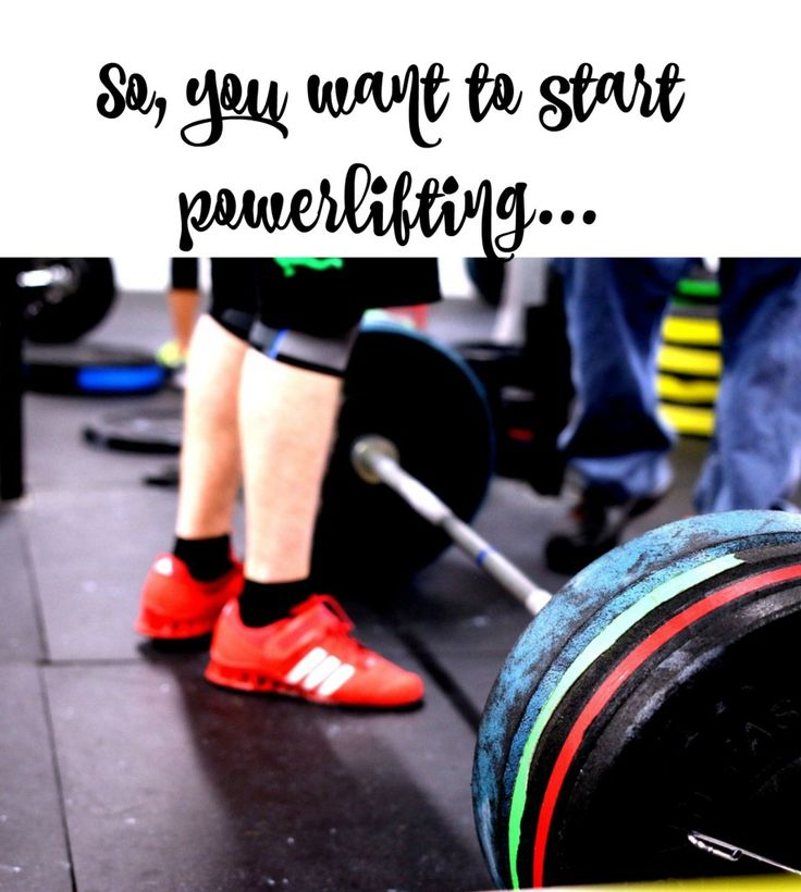 So you want to start Powerlifting... - Move Love Eat - Health and Fitness Blogger