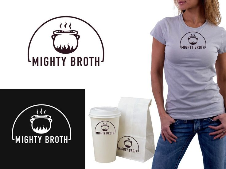 Create a highly identifiable logo for the next healthy drink trend:drinkable broth. by IvanL