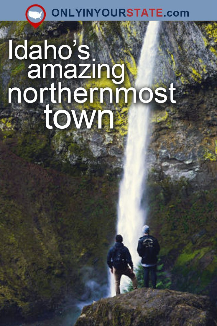 Idaho S Northernmost Town Is Positively Gorgeous And You Need To Visit Asap Idaho Travel Idaho Adventure Visit Idaho
